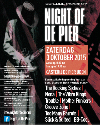 night of the pier 2015